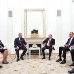 Путин: Молдова – один из приоритетных партнеров России в СНГ (ВИДЕО)