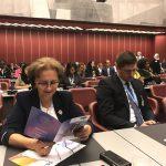 Зинаида Гречаный принимает участие в Ассамблее межпарламентского союза и Форуме женщин-парламентариев в Женеве (ФОТО)