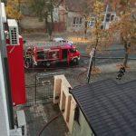 Утренний пожар в одном из столичных баров: к месту ЧП прибыли 3 пожарные машины (ФОТО)