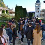 Молодежь посетила молдавские монастыри в рамках бесплатной экскурсии под патронатом президента