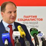 Чебан подвел итоги деятельности фракции ПСРМ в МСК в 2018 году (ВИДЕО)