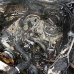 Два автомобиля сгорели в Приднестровье с разницей в день