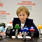 Зинаида Гречаный: Обещание ДПМ повысить зарплаты бюджетникам носит предвыборный характер (ВИДЕО)