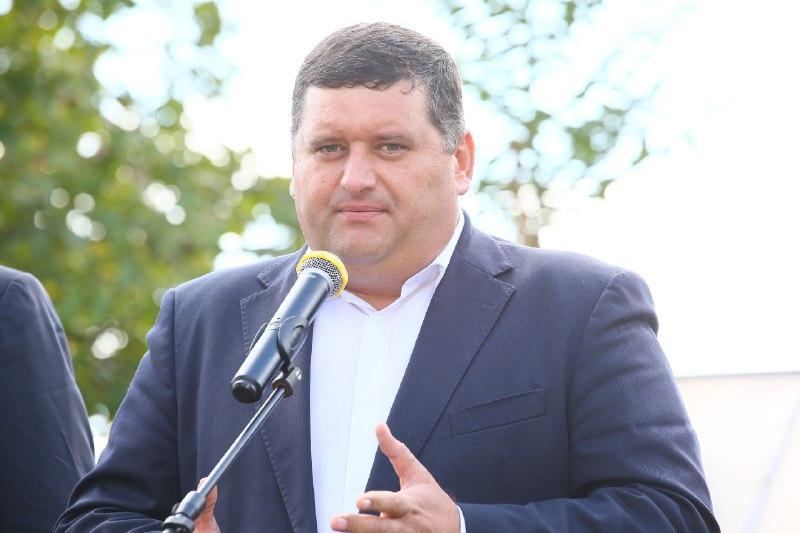 Петр Бурдужа будет баллотироваться в депутаты ПСРМ по одномандатному округу №30 в Кишиневе (ФОТО, ВИДЕО)
