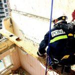 Поисково-спасательная операция в доме на Рышкановке завершилась: ГИЧС подвёл итоги