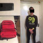 В столичном парке несовершеннолетний украл у мужчины рюкзак с ценными вещами