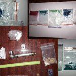 В квартире на Ботанике был организован крупный наркопритон: полиция нашла наркотики на 35 тысяч леев (ВИДЕО)