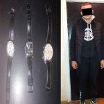 Домушник из Каменки украл у жительницы столицы имущество почти на 47 тысяч леев и был задержан полицией