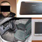 В Кишиневе хозяин машины поймал вора с поличным в момент ограбления (ВИДЕО)