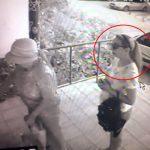 Полиция просит помощи граждан в установлении личности наглой воровки (ВИДЕО)