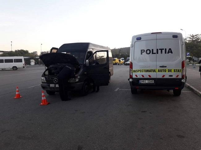 В результате внезапной проверки на автовокзале с маршрута сняли три автобуса (ВИДЕО)