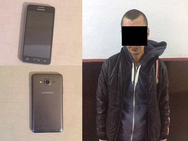 Букет с сюрпризом: убегавший от полицейских вор выбросил украденный телефон на цветочном рынке (ВИДЕО)