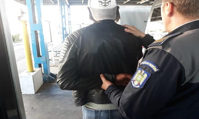 Объявленный властями Италии в розыск гражданин Молдовы попал в руки стражей границы