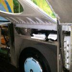 Сигареты и алкоголь на 11 тысяч леев нашли в машине молдаванина румынские пограничники (ФОТО)
