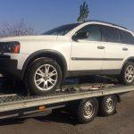Молдаванин остался без недавно приобретённой машины из-за незаконной модификации кузова