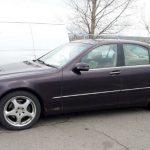 Водитель Mercedes лишился своего автомобиля из-за фальшивого документа о техосмотре