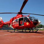 Экипаж SMURD доставил в Кишинёв мужчину, у которого случился сердечный приступ
