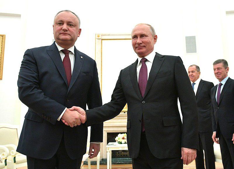 Президент: Надеюсь, каждый районный центр получит подарок от Путина (ВИДЕО)