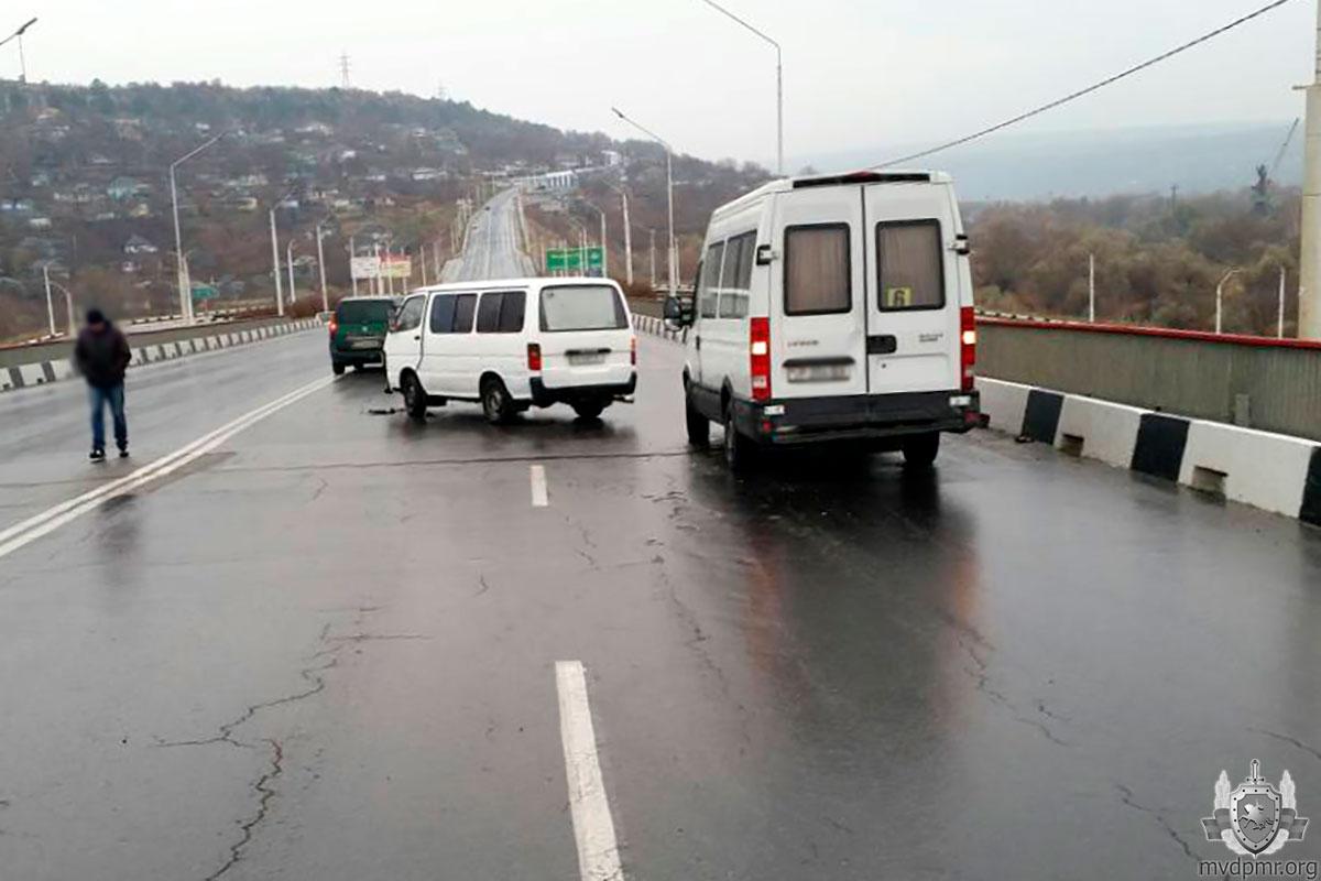 Ненастье на дорогах Приднестровья: 15 аварий за сутки (ФОТО)