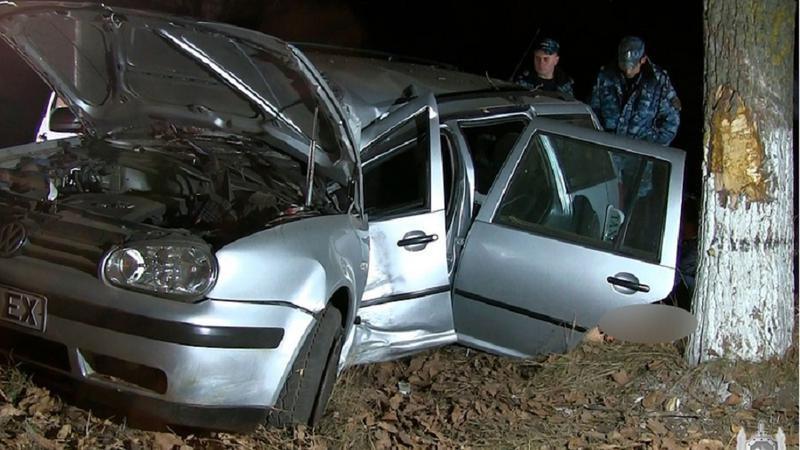 Серьёзная авария в Тирасполе: водитель погиб, его жена в больнице (ФОТО)