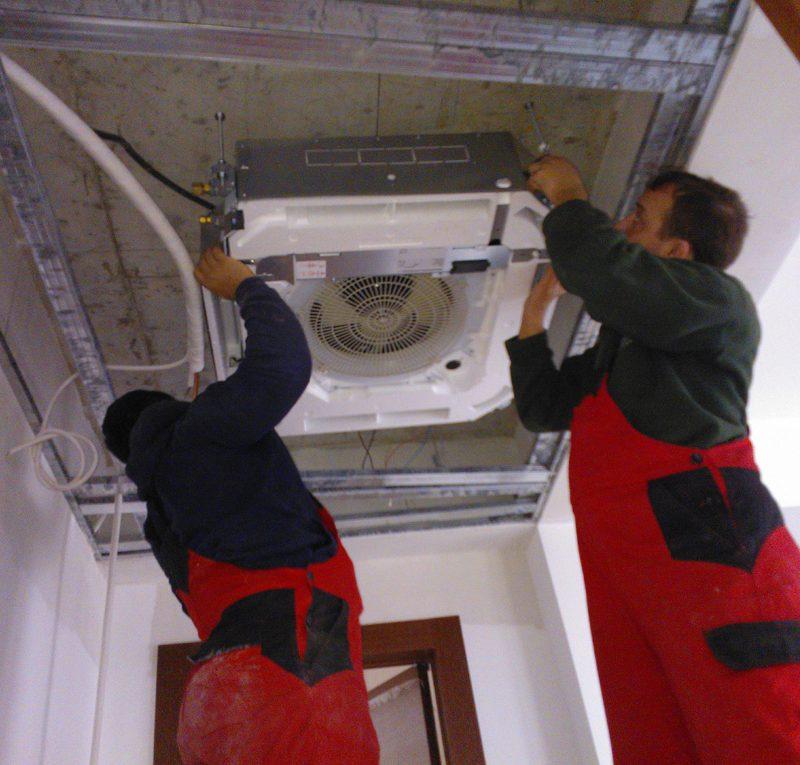 Системы кондиционирования воздуха в зданиях будут проверять каждые 5 лет