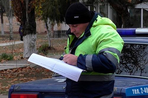 На дорогах Приднестровья за сутки произошло 4 ДТП: 8 автомобилей получили повреждения