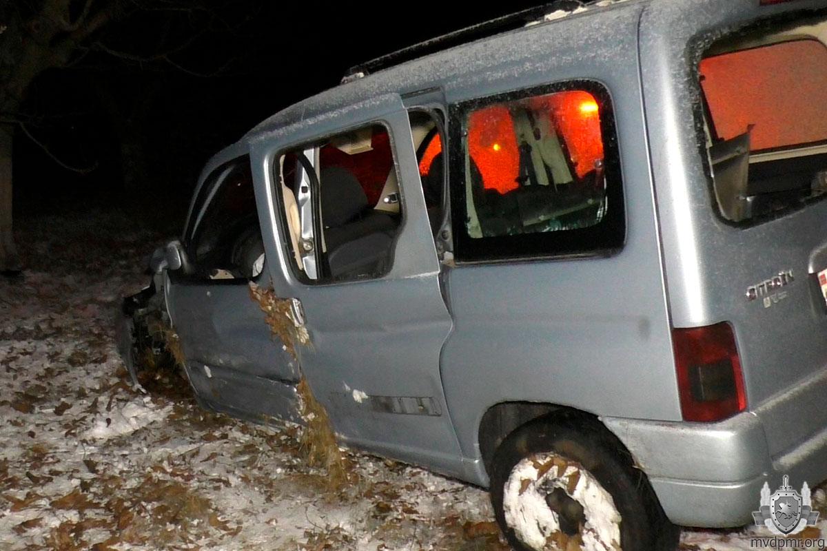 Полиция посылает сигнал тревоги: за последние сутки в результате ДТП один человек погиб, а 11 получили травмы