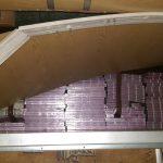 В поезде Кишинев-Яссы-Бухарест нашли почти 30 000 контрабандных сигарет