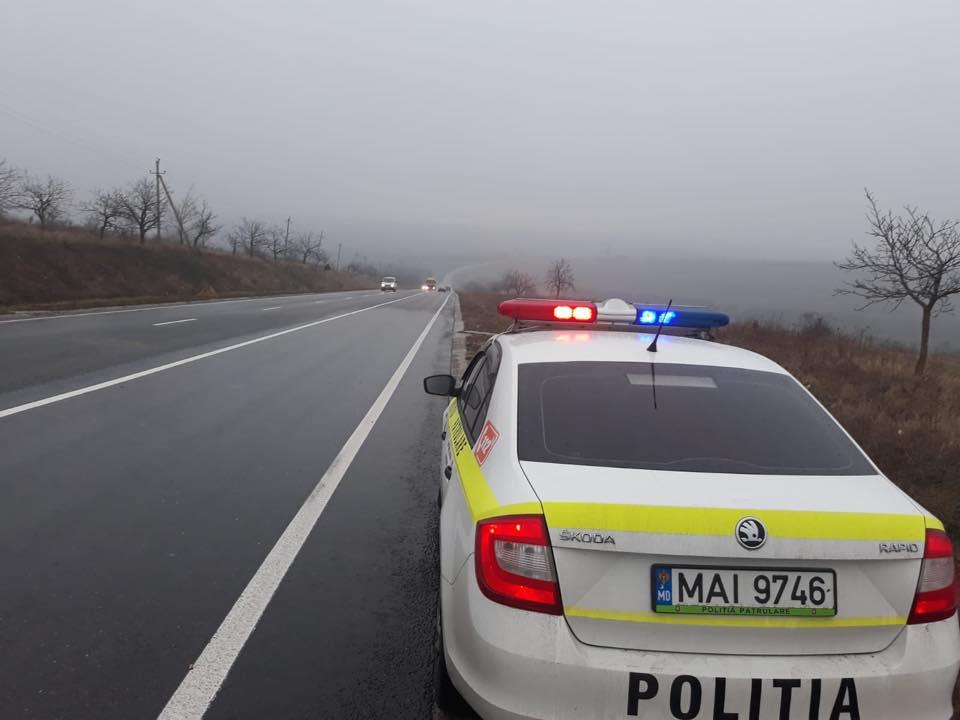Внимание, водители! Движение на дорогах затруднено из-за погодных условий