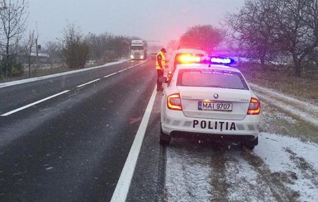 Мокрый снег: НИП предупреждает об опасности на дорогах (ВИДЕО)