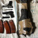 Прокуратура задержала кагульчанина с целым арсеналом оружия