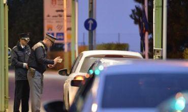 Более 15 000 единиц транспорта пересекли границу страны за сутки