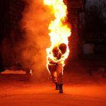 Юный житель Фалешт облил себя бензином и поджёг на глазах у родителей