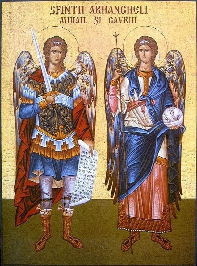 Додон поздравил жителей Молдовы с днём Архангелов Михаила и Гавриила
