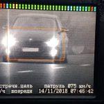 Более 16 тысяч водителей были оштрафованы за превышение скорости в июне