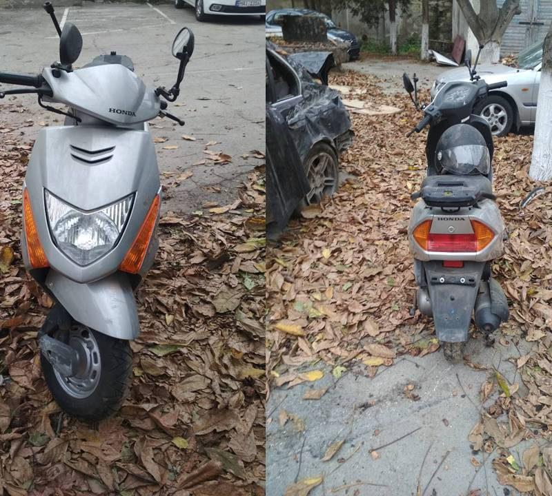 Полиция задержала вора, укравшего на Буюканах скутер (ВИДЕО)