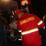 Экипаж SMURD благополучно доставил пациента из Молдовы в Румынию