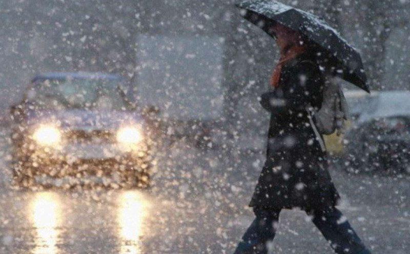 Первый снег в Молдове: что говорят синоптики