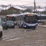 Троллейбусы запустили, а автобусы сняли: жители Трушен жалуются, что примэрия сняла автобусный маршрут №17