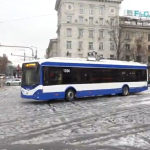 На улицах Кишинева может появиться новый маршрут троллейбуса