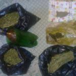 Целый наркоманский арсенал был найден полицией у жителя Чадыр-Лунги (ФОТО)