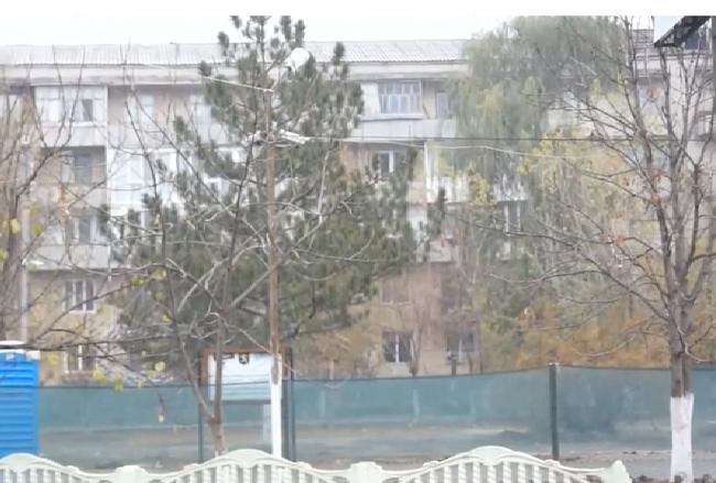 В Молдове прошёл первый снег: что прогнозируют синоптики (ВИДЕО)