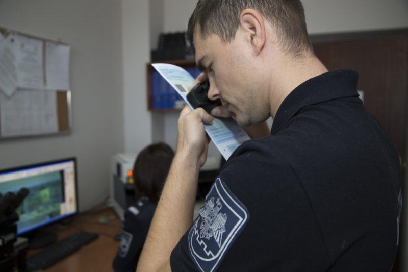 Два турка попались с фальшивыми документами во время проверки пассажиров курса Кишинёв-Киев