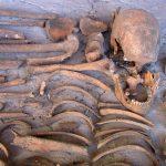 Замурованные человеческие кости нашел при проведении строительных работ рыбничанин (ФОТО)