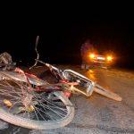 В Слободзее на дороге сбили пешехода с велосипедом (ФОТО)