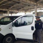 Молдаванин без водительских прав попытался пересечь границу