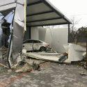 Подробности аварии в Анений Ной: полиция подозревает, что водитель находился под воздействием наркотиков (ФОТО, ВИДЕО)
