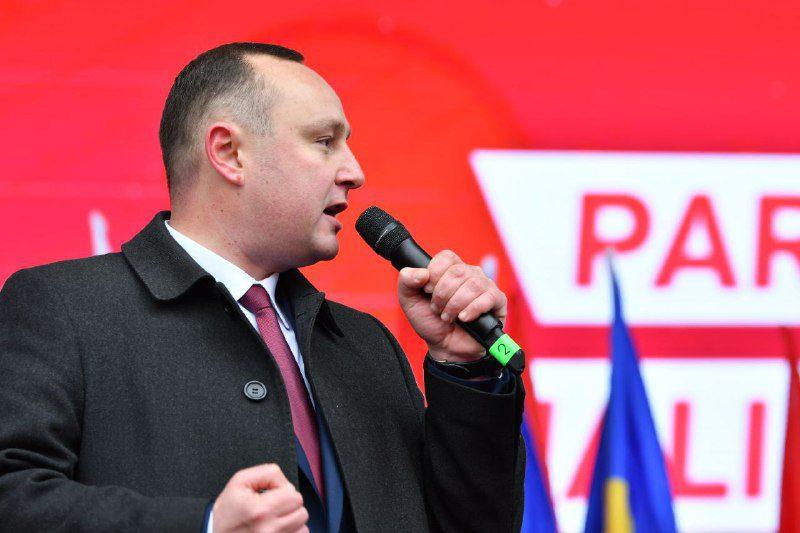 Батрынча: Сегодня мы даем старт самой важной борьбе за Молдову (ВИДЕО)