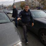 В Кишинёве дерзкий водитель избил пешехода за то, что он не уступил машине дорогу на тротуаре