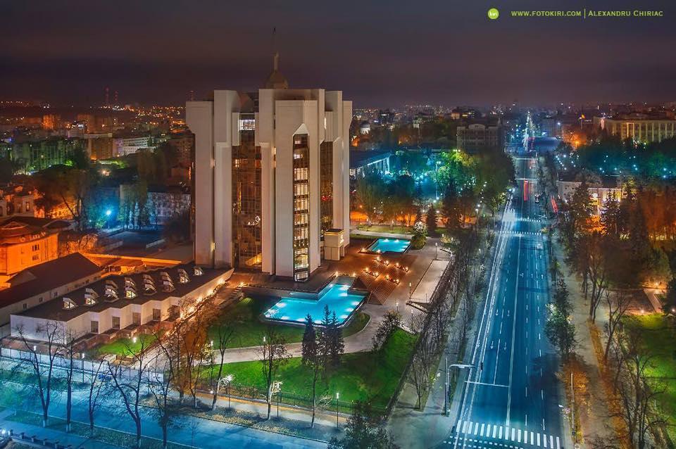 Додон пригласит в отремонтированное здание президентуры всех своих предшественников (ВИДЕО)